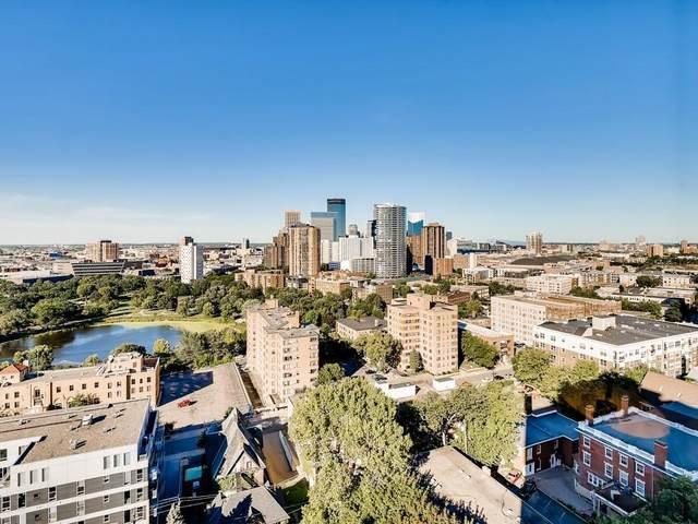400 Groveland Avenue #1811, Minneapolis, MN 55403 (#5645402) :: Twin Cities South