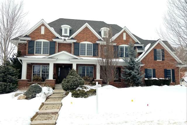 5205 Kelsey Terrace, Edina, MN 55436 (#5670536) :: Happy Clients Realty Advisors
