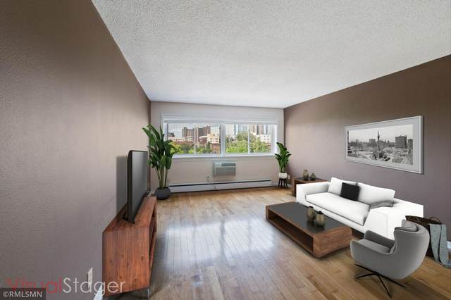 1800 Lasalle Avenue #203, Minneapolis, MN 55403 (#5685931) :: Bos Realty Group