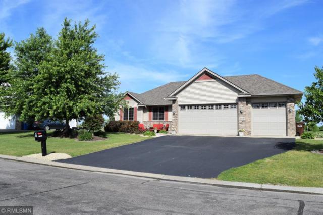 10130 31st Street NE, Saint Michael, MN 55376 (#5198552) :: House Hunters Minnesota- Keller Williams Classic Realty NW