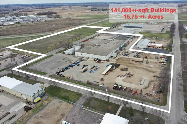 2500 Airport Drive, Willmar, MN 56201 (#5710470) :: Holz Group
