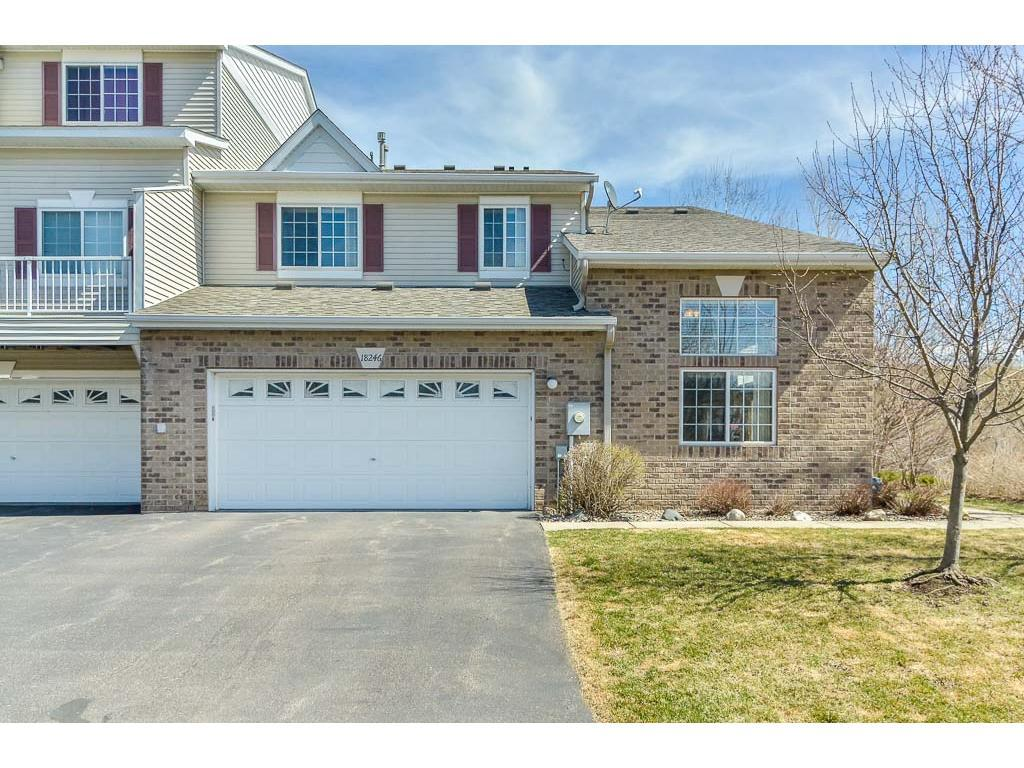 18246 Kerrville Trail #110, Lakeville, MN 55044 (#4815494) :: The Preferred Home Team