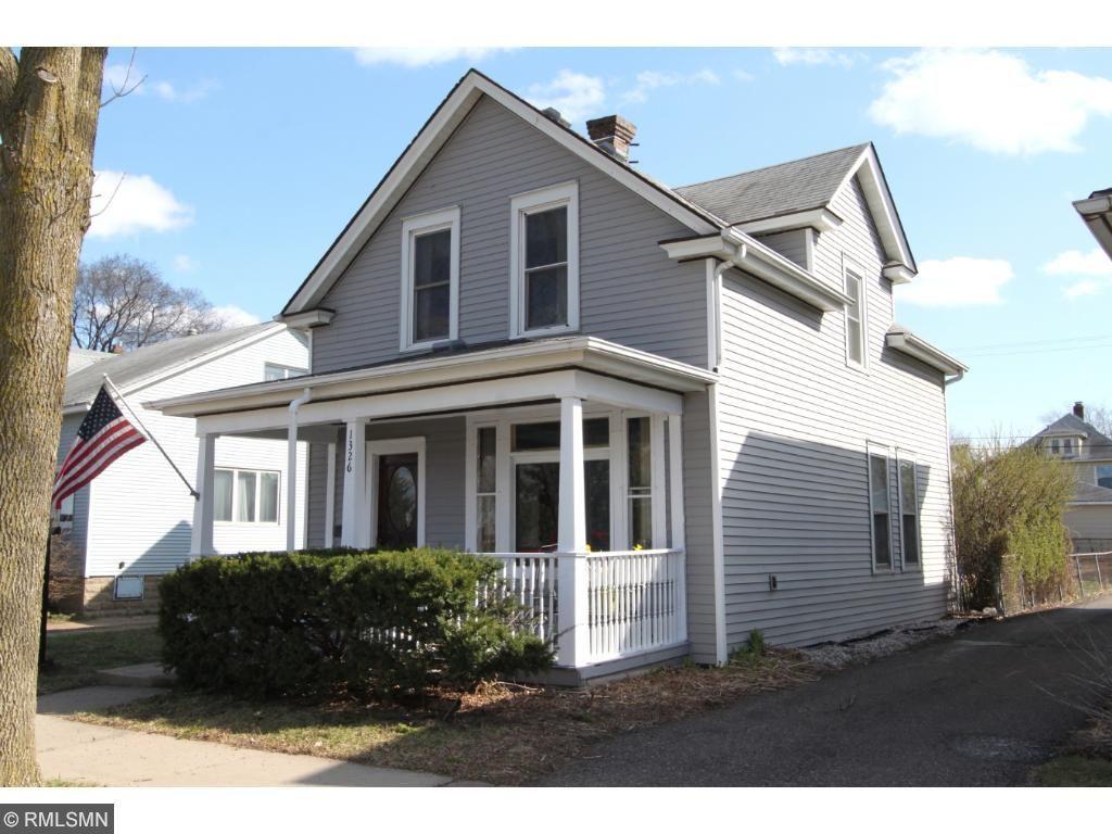 1326 Taylor Avenue W, Saint Paul, MN 55104 (#4815559) :: The Preferred Home Team