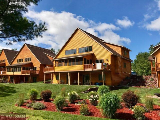 6324 Wilderness Road #27, Pequot Lakes, MN 56472 (#4991430) :: The Hergenrother Group North Suburban