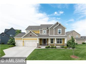 11151 Stillwater Lane, Woodbury, MN 55129 (#5014549) :: The Hergenrother Group North Suburban