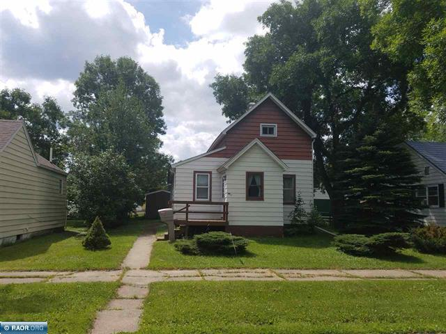 412 16th Street N, Virginia, MN 55792 (#5016694) :: House Hunters Minnesota- Keller Williams Classic Realty NW