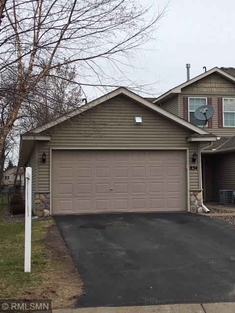 834 Fairfield Place NW, Isanti, MN 55040 (#5020493) :: The Snyder Team