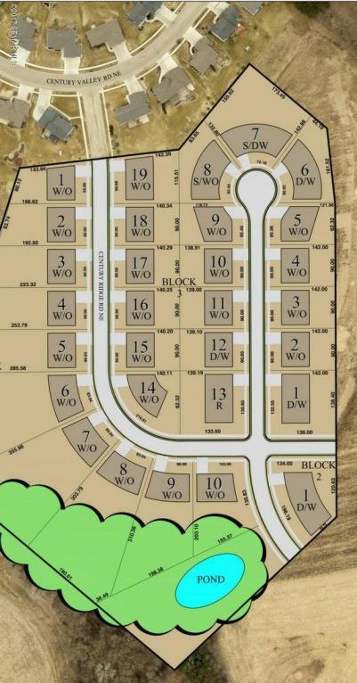 3153 Century Ridge Road NE, Rochester, MN 55906 (#5032356) :: House Hunters Minnesota- Keller Williams Classic Realty NW