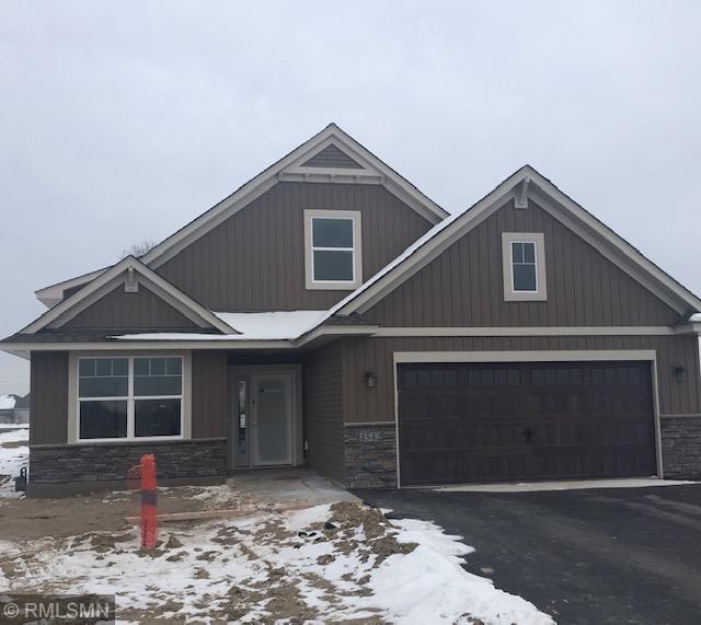 4542 Landmark Drive Ne, Saint Michael, MN 55376 (#5130643) :: Centric Homes Team