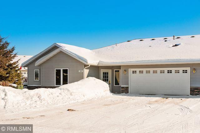 349 Lake Drive, Winsted, MN 55395 (#5139073) :: The Michael Kaslow Team