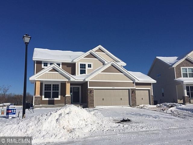 12738 39th Street NE, Saint Michael, MN 55376 (#5146654) :: House Hunters Minnesota- Keller Williams Classic Realty NW