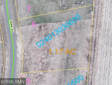 Lot 6 188th Street, Garfield Twp, WI 54009 (#5150475) :: Olsen Real Estate Group