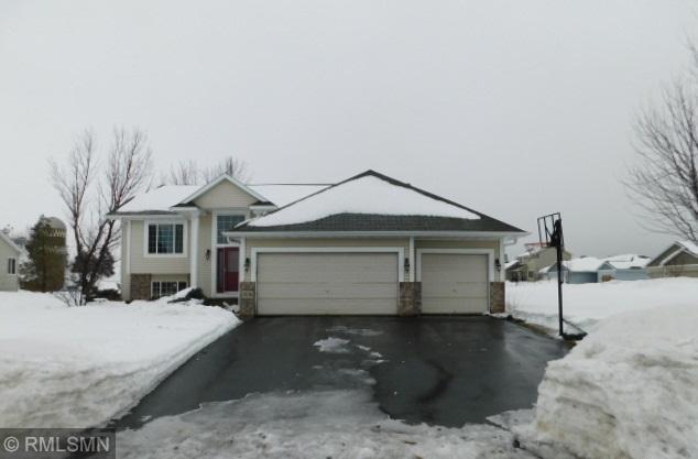10206 31st Street NE, Saint Michael, MN 55376 (#5199161) :: House Hunters Minnesota- Keller Williams Classic Realty NW