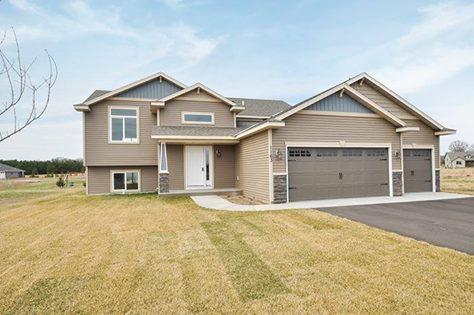 909 4th Street NE, Rice, MN 56367 (#5209899) :: House Hunters Minnesota- Keller Williams Classic Realty NW
