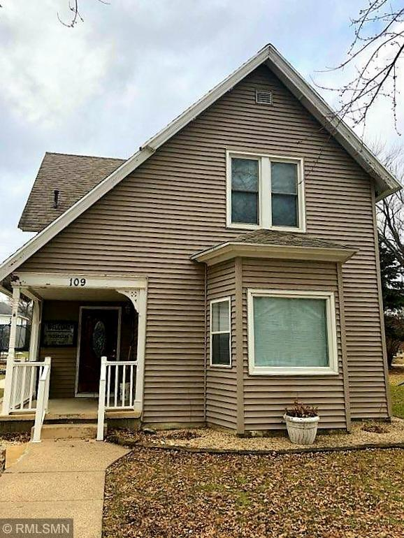 109 Oak Street N, Mabel, MN 55954 (MLS #5222628) :: The Hergenrother Realty Group