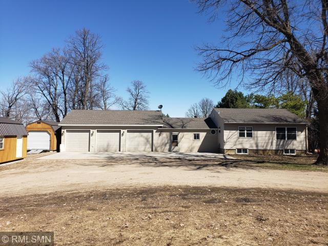 5521 State Highway 27 W, La Grand Twp, MN 56308 (#5235039) :: Hergenrother Group