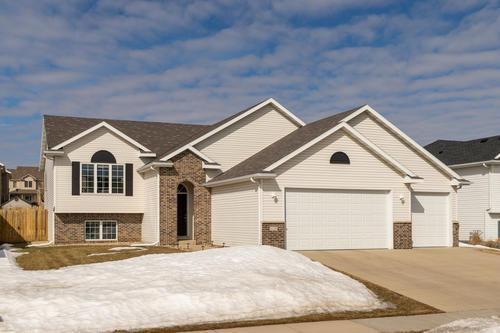 6139 Hillsboro Drive NW, Rochester, MN 55901 (MLS #5249008) :: The Hergenrother Realty Group