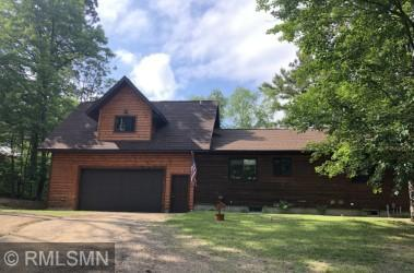 5458 Lake Washburn Road NE, Crooked Lake Twp, MN 56662 (#5249503) :: House Hunters Minnesota- Keller Williams Classic Realty NW