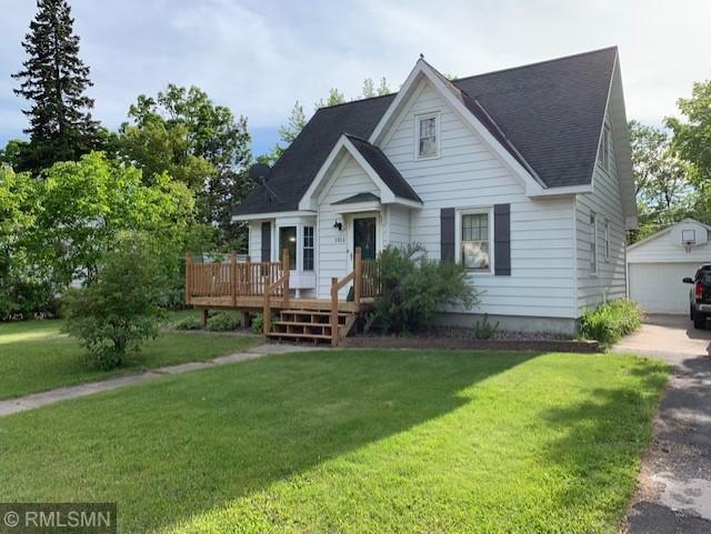 1011 NW 3rd Avenue, Grand Rapids, MN 55744 (#5249725) :: House Hunters Minnesota- Keller Williams Classic Realty NW