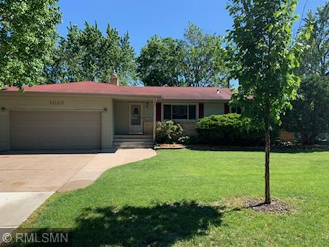 1022 Adams Street, Anoka, MN 55303 (MLS #5252456) :: The Hergenrother Realty Group