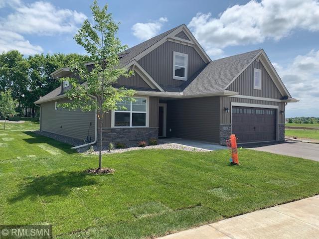 4542 Landmark Drive Ne, Saint Michael, MN 55376 (#5253380) :: House Hunters Minnesota- Keller Williams Classic Realty NW