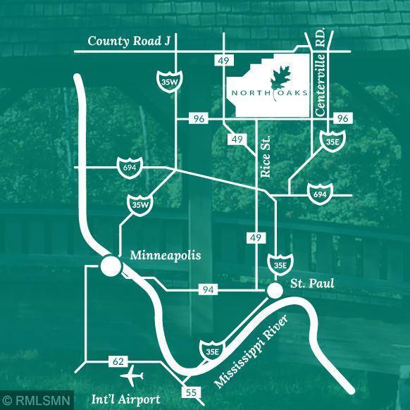 5 Cherrywood Circle, North Oaks, MN 55127 (#5276270) :: The Odd Couple Team