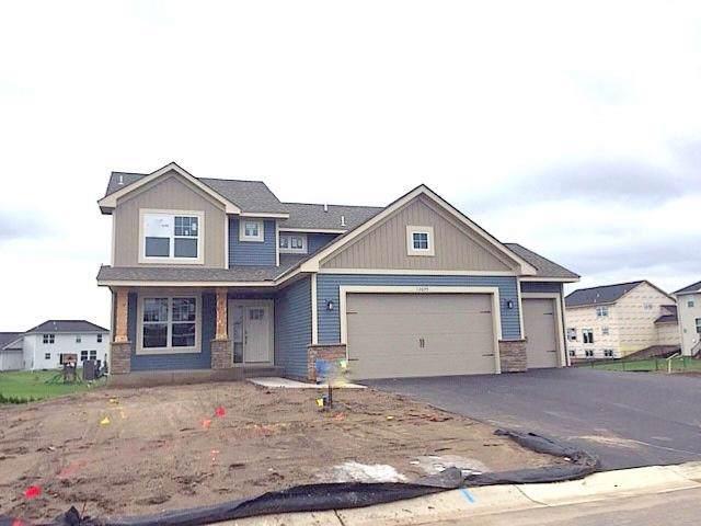 12695 39th Street NE, Saint Michael, MN 55376 (#5292588) :: House Hunters Minnesota- Keller Williams Classic Realty NW