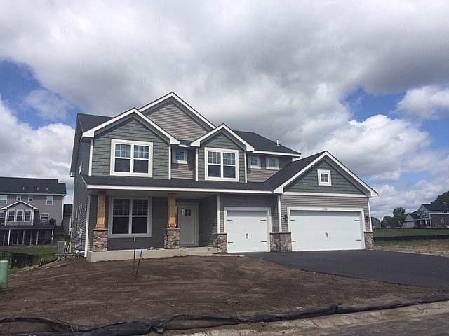 3867 Melby Avenue NE, Saint Michael, MN 55376 (#5292593) :: House Hunters Minnesota- Keller Williams Classic Realty NW