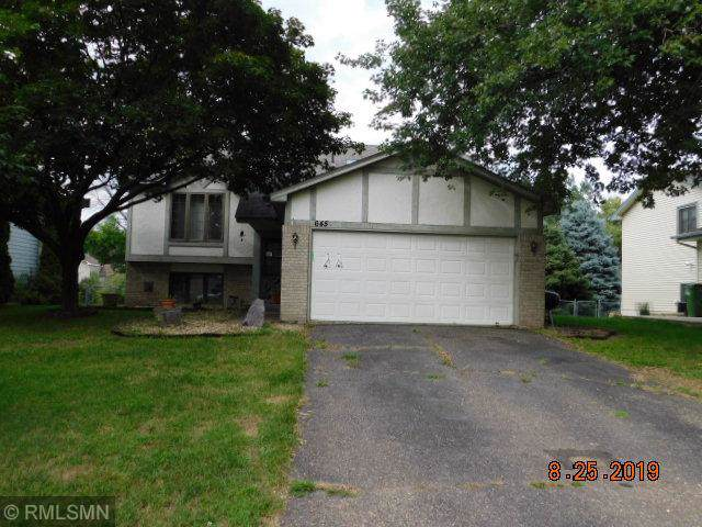 645 107th Lane NW, Coon Rapids, MN 55448 (#5293558) :: The Odd Couple Team