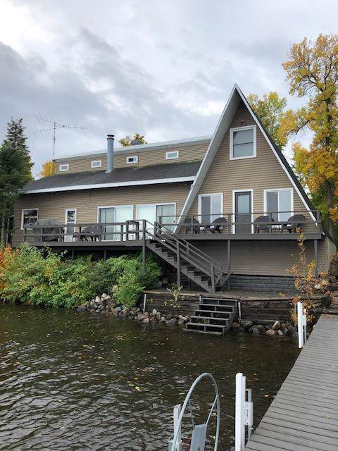2762 S Inguadona Drive NE, Remer, MN 56672 (MLS #5296208) :: The Hergenrother Realty Group