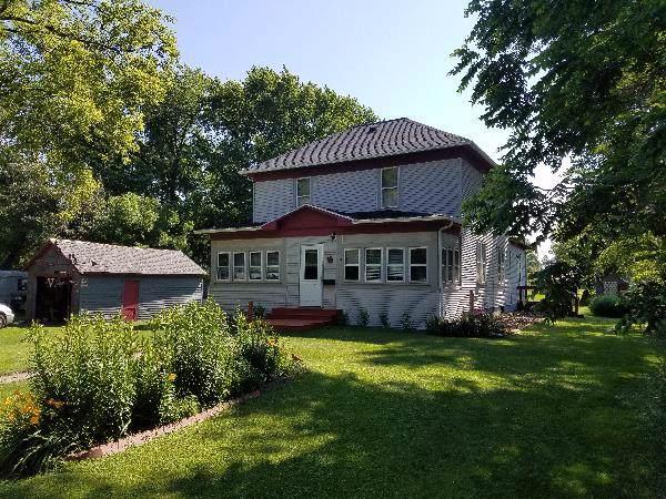 120 N Smith Street N, Woodstock, MN 56186 (MLS #5320590) :: The Hergenrother Realty Group