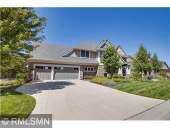 11 Monarch Lane, North Oaks, MN 55127 (#5325950) :: Troy Martenson Group