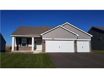 8514 Titanium Circle, Woodbury, MN 55129 (MLS #5334122) :: The Hergenrother Realty Group