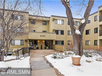 4101 Parklawn Avenue #221, Edina, MN 55435 (#5337405) :: The Sarenpa Team