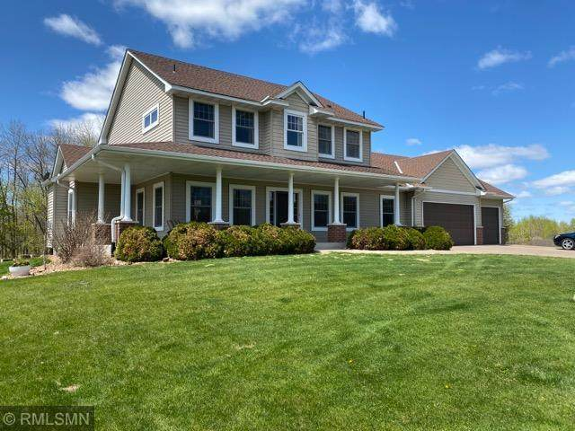 851 454th Street Court, Harris, MN 55032 (MLS #5566613) :: The Hergenrother Realty Group