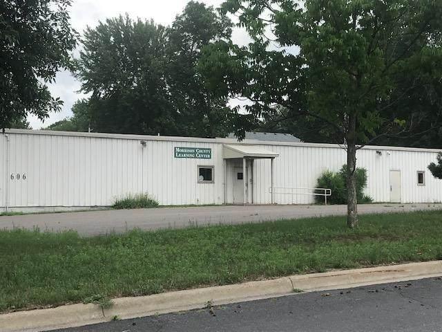 606 7th Street NE, Little Falls, MN 56345 (#5616270) :: Servion Realty