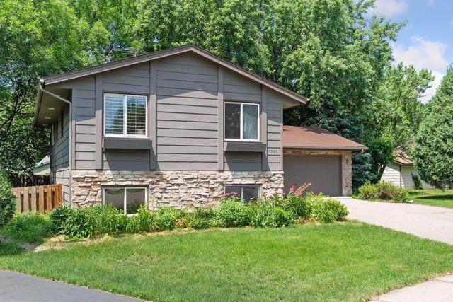 5738 Thomas Circle S, Minneapolis, MN 55410 (#5620279) :: Tony Farah | Coldwell Banker Realty