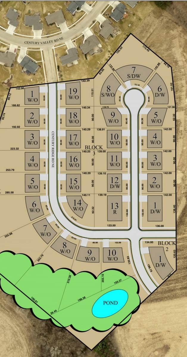 3157 Bella Terra Lane NE, Rochester, MN 55906 (#5643349) :: Twin Cities South