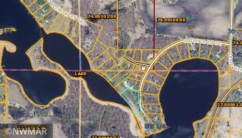 TBD Anderson Rd SE, Garden Twp, MN 56535 (#5683063) :: The Pietig Properties Group