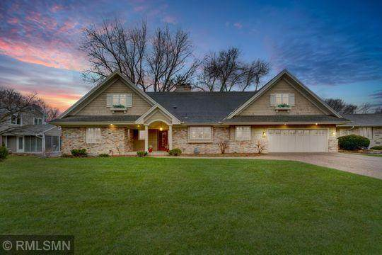 4607 Lakeview Drive, Edina, MN 55424 (#5689265) :: Happy Clients Realty Advisors