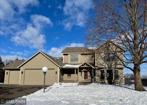 891 Eagle Ridge Lane, Stillwater, MN 55082 (MLS #5702206) :: The Hergenrother Realty Group