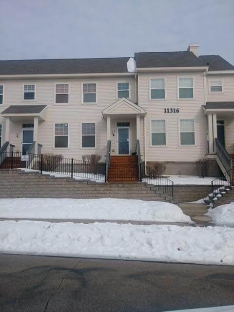 11316 Fergus Street NE B, Blaine, MN 55449 (#5708219) :: Happy Clients Realty Advisors