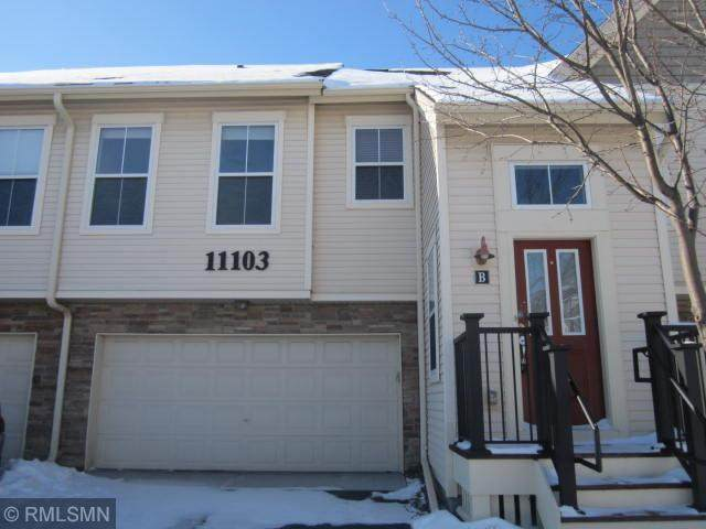 11103 Club West Circle B, Blaine, MN 55449 (#5710731) :: Twin Cities Elite Real Estate Group | TheMLSonline