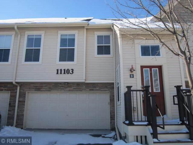 11103 Club West Circle B, Blaine, MN 55449 (#5710731) :: Straka Real Estate