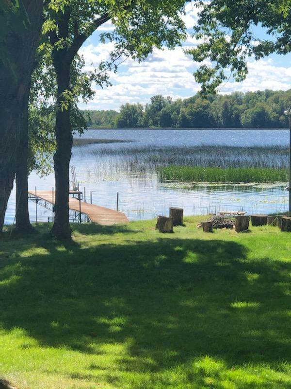 1615 Lake Shore Boulevard, Wahkon, MN 56386 (MLS #5720968) :: The Hergenrother Realty Group