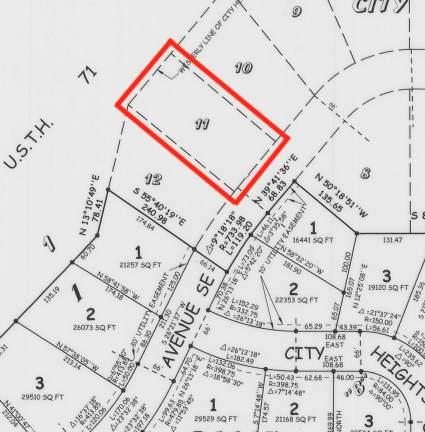 Lot 11 Blk 1 9th Avenue, Willmar, MN 56201 (#5730223) :: The Pomerleau Team