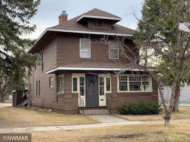 614 Knight Avenue N, Thief River Falls, MN 56701 (#5735572) :: Happy Clients Realty Advisors