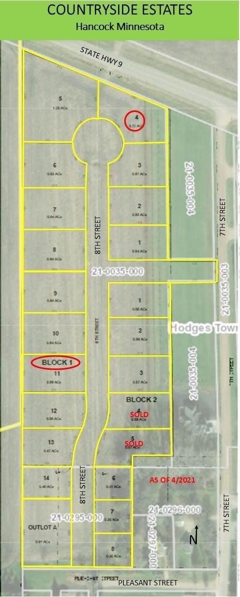 806 8th Street, Hancock, MN 56244 (MLS #5739989) :: RE/MAX Signature Properties