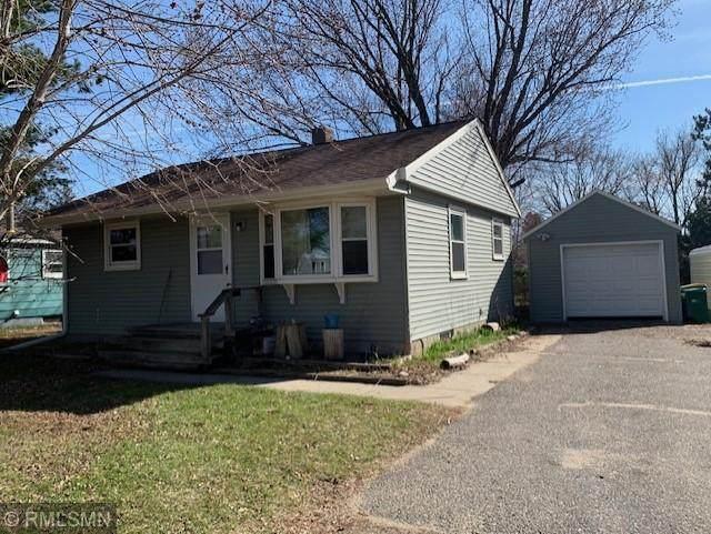910 Clover Lane, Grand Rapids, MN 55744 (#5742980) :: Holz Group