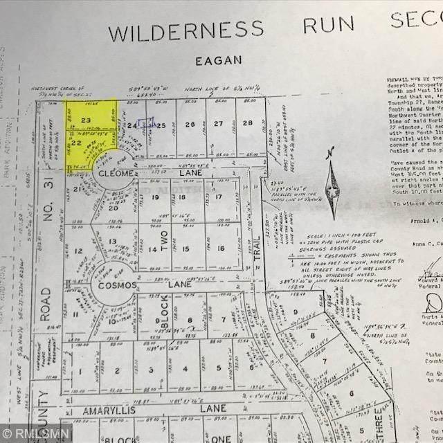 XXXX Cleome Lane, Eagan, MN 55123 (MLS #5743466) :: RE/MAX Signature Properties